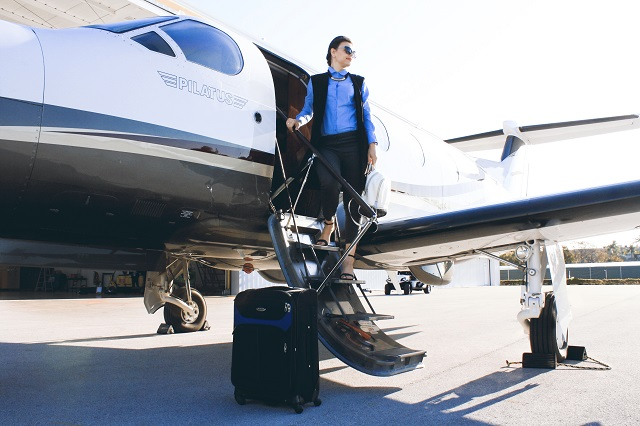 Tips for Chartering a Private Jet