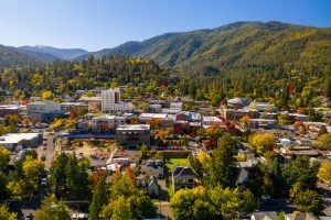 Ashland, OR Private Jet and Air Charter Flights