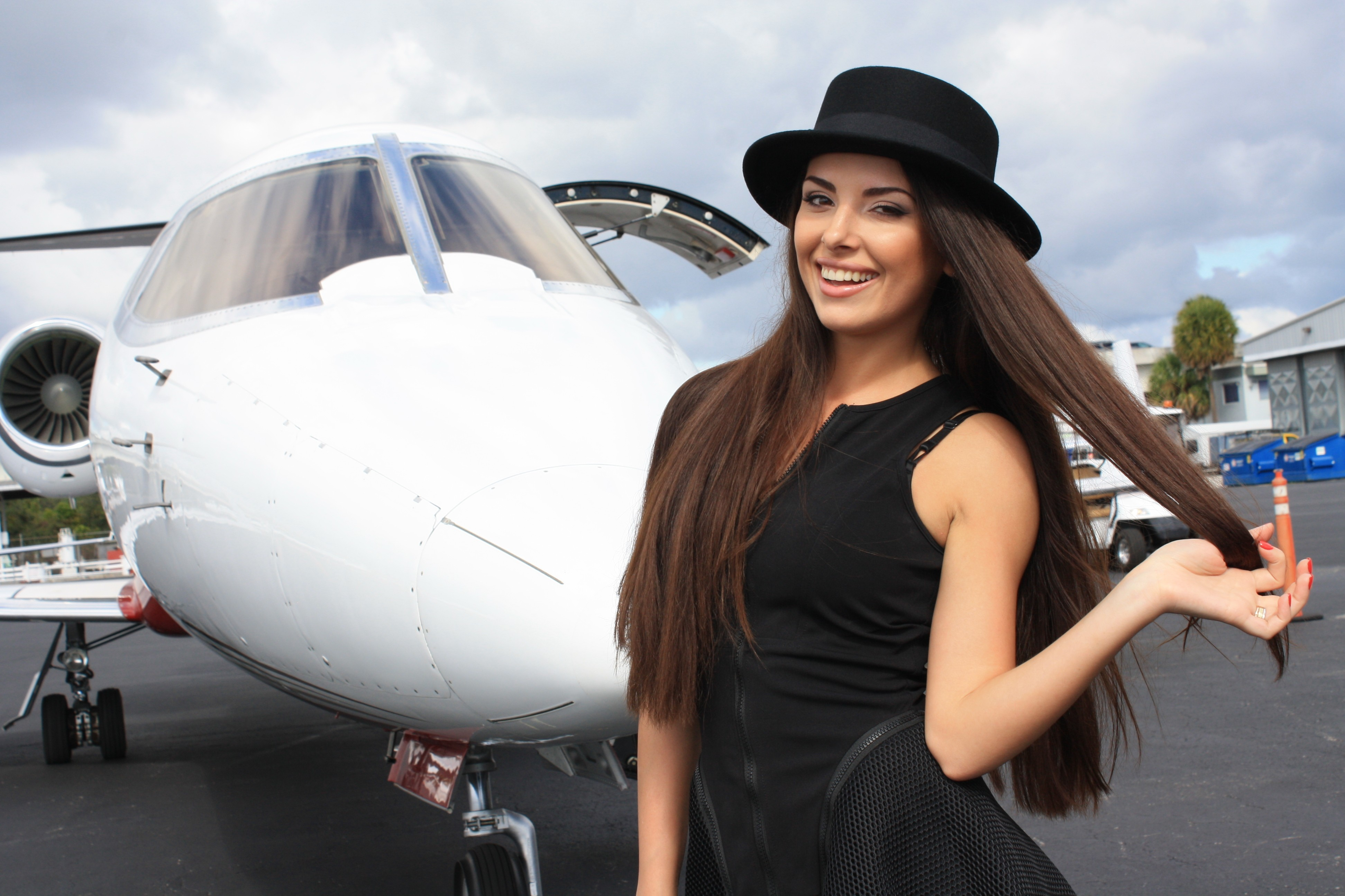 Griffin Private Jet and Air Charter Flights