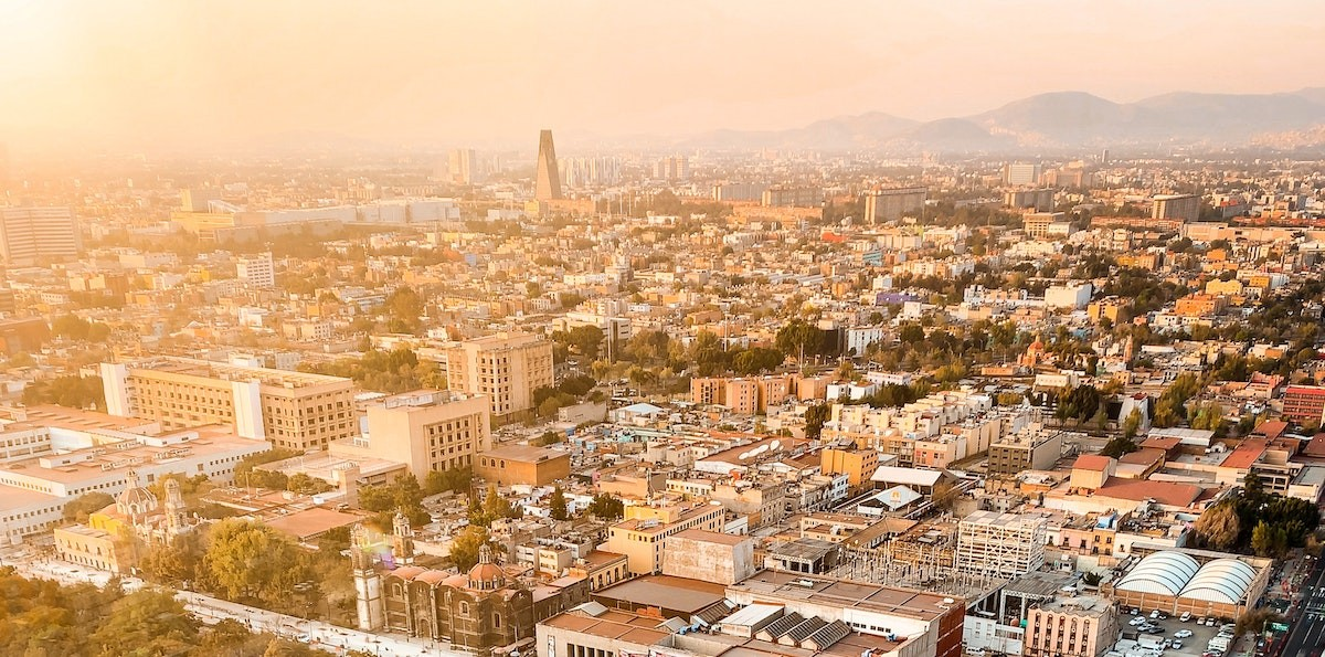 Mexico City Air Charter and Private Jet Flights