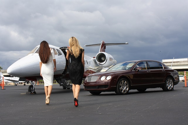 Charter a Private Jet to the World's Most Expensive City