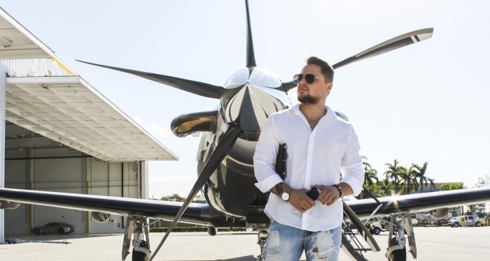 Why millennials choose on-demand charter over other private jet models