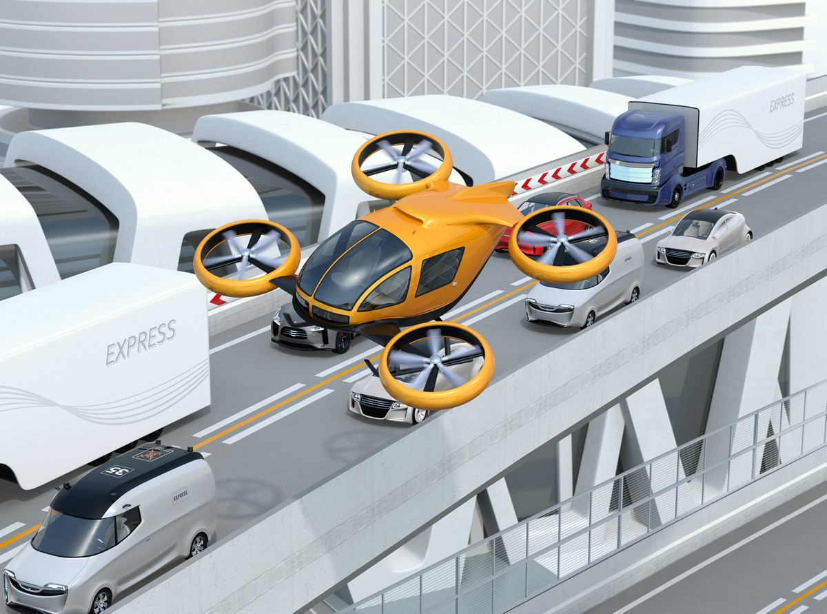 AirBus pushing to introduce flying taxis by 2021