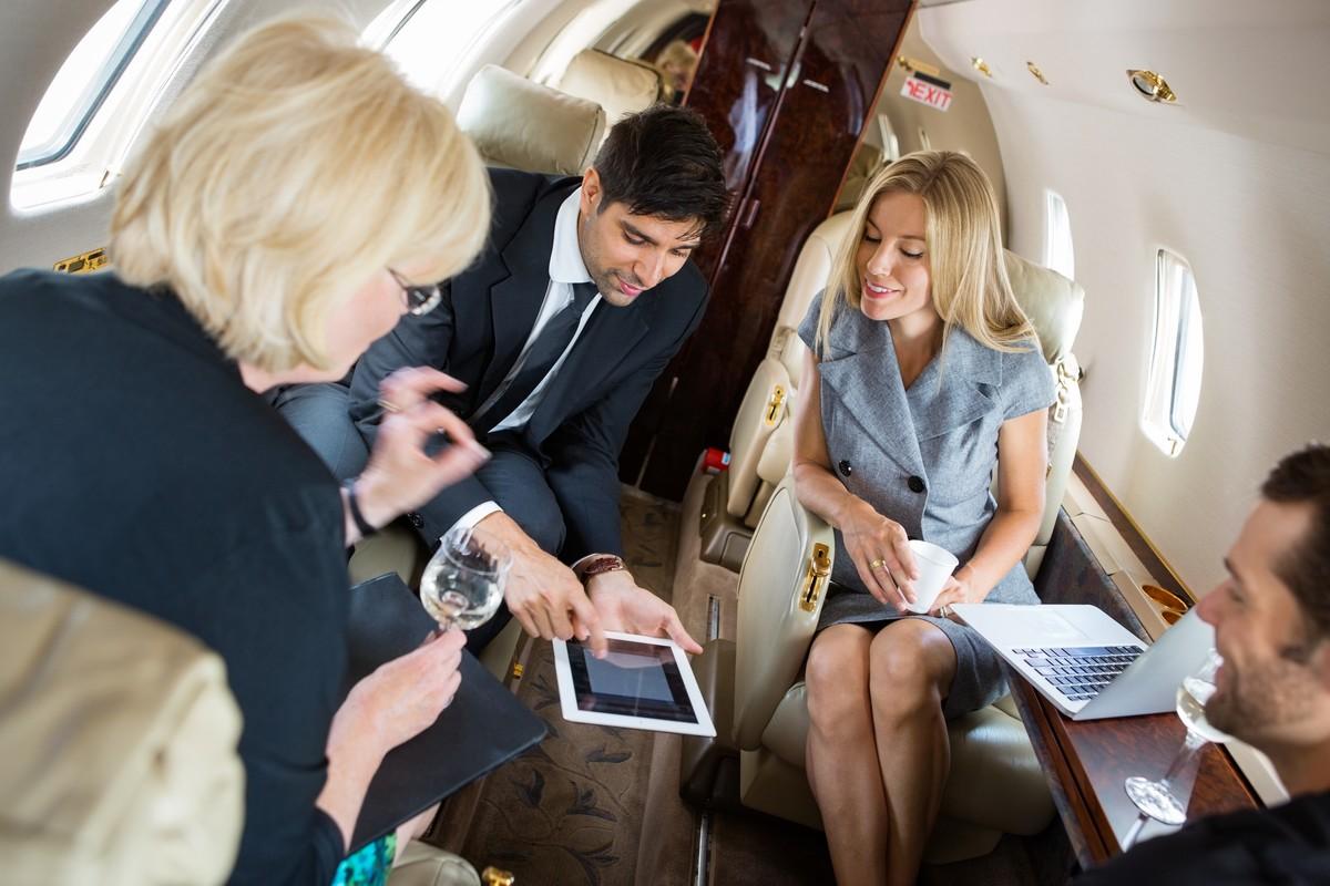Wi-Fi in Private Aviation