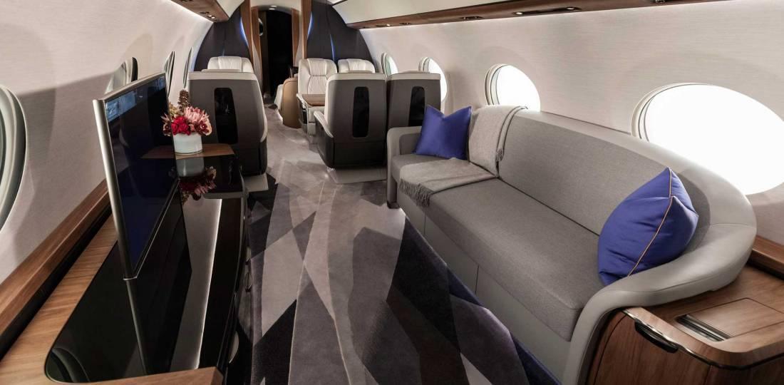 Launch of Gulfstream G700 Marks Most Recent Aviation Milestone exterior