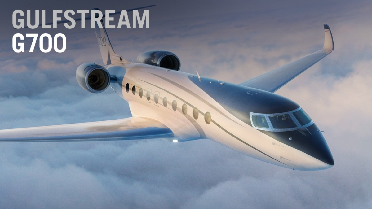 Launch of Gulfstream G700 Marks Most Recent Aviation Milestone