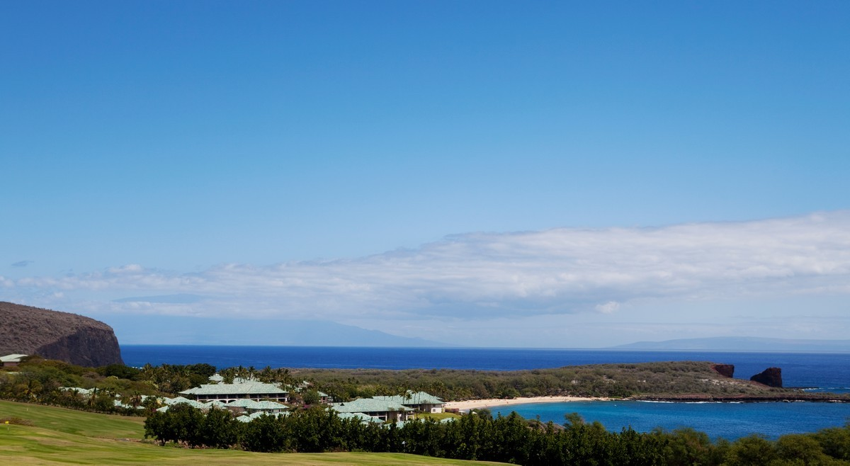 Private jet charter to/from Lanai