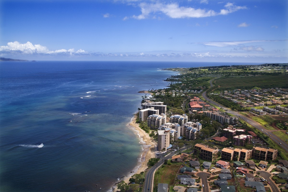 Private jet charter to/from Maui