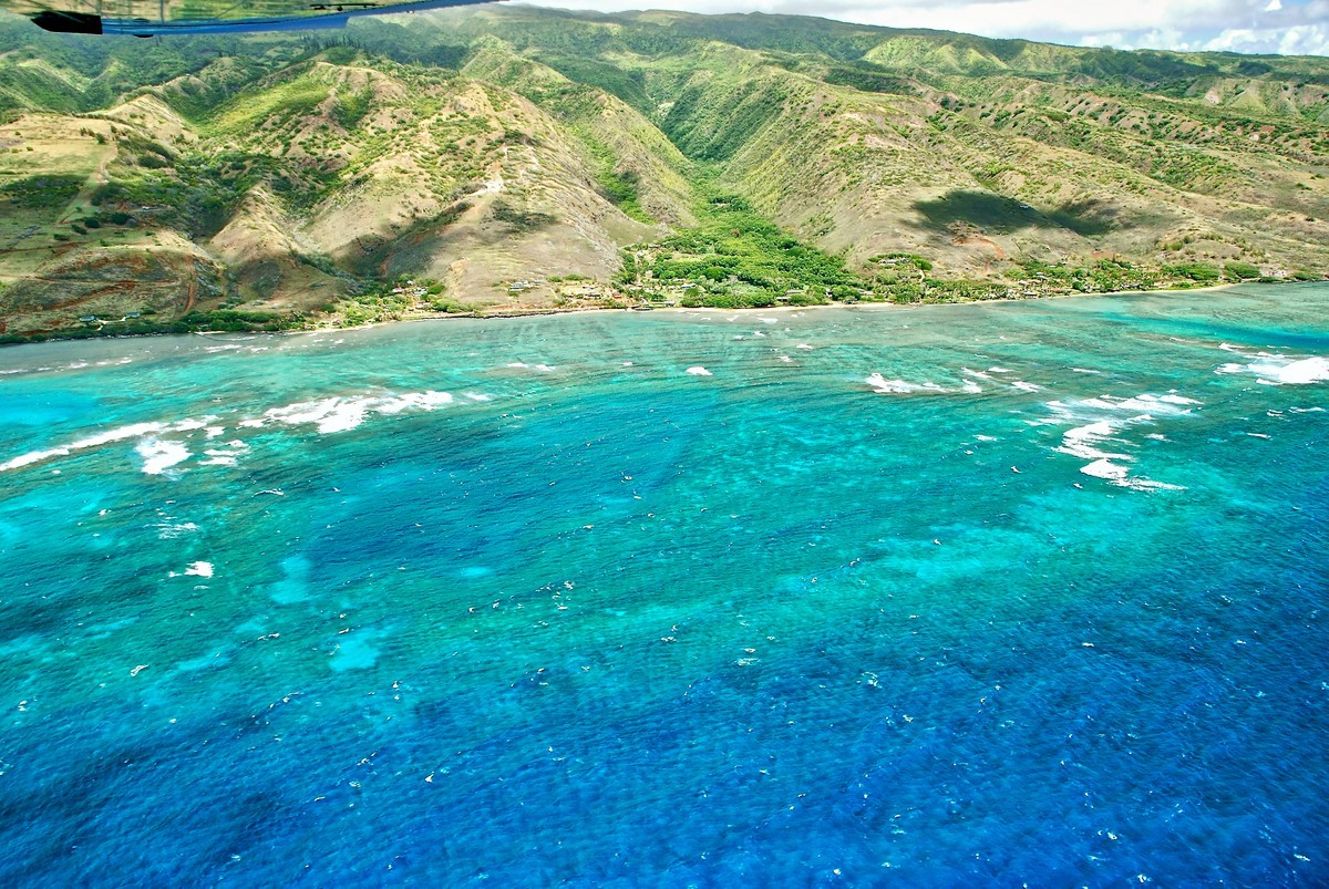 Private jet charter to/from Molokai