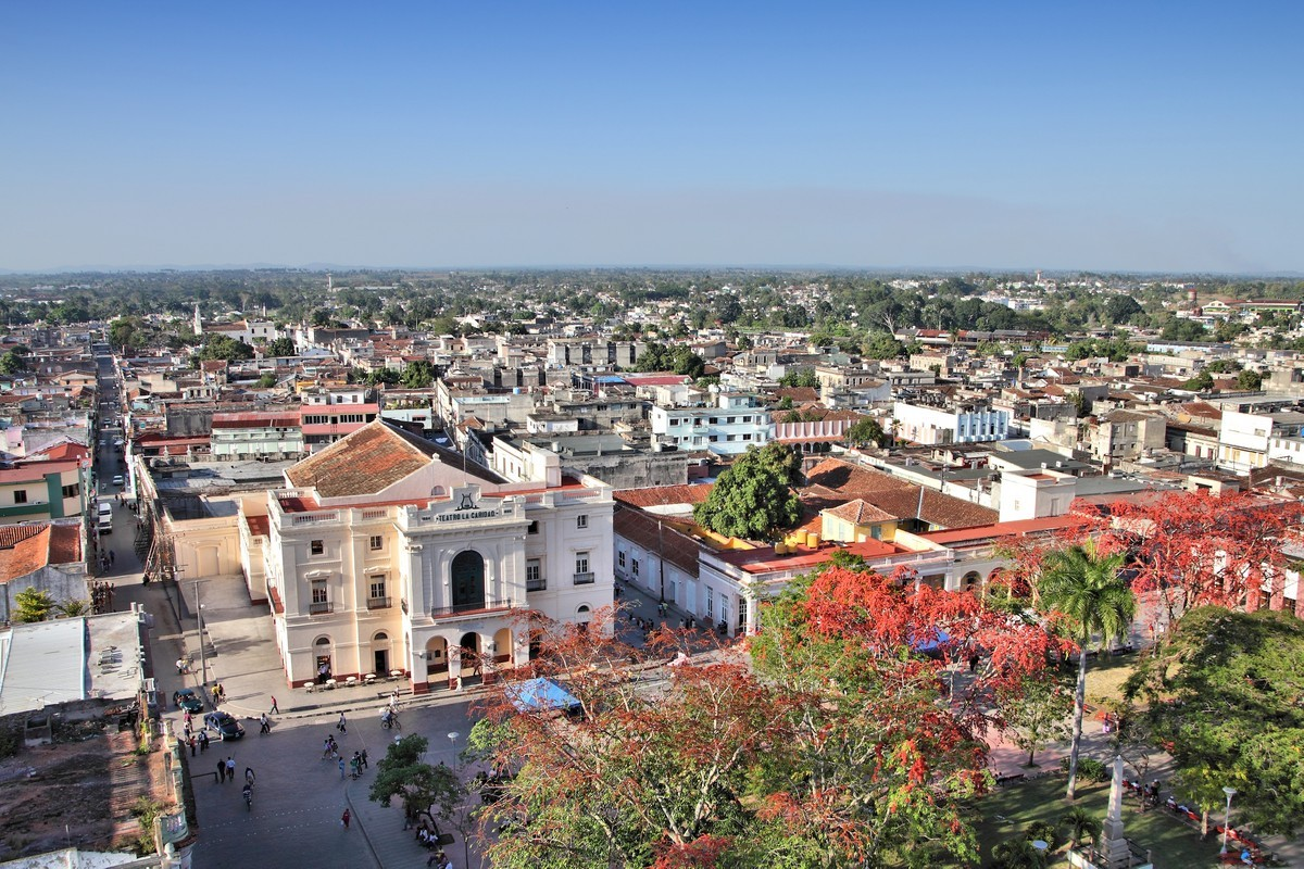 Santa Clara, Cuba Private Jet and Air Charter Flights