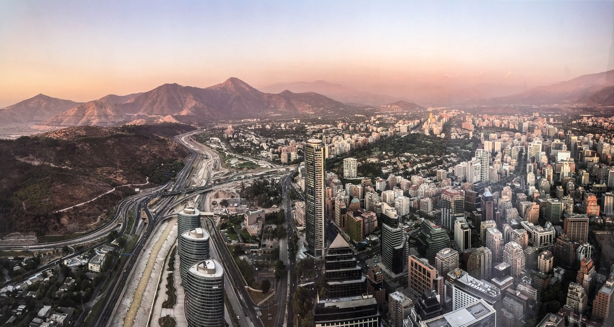 Santiago Private Jet and Air Charter Flights