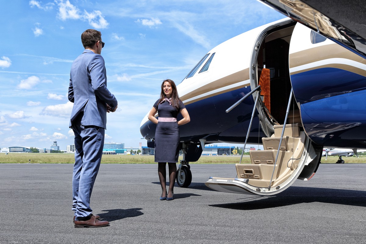 Private Jet Charter from Washington, D.C. to Las Vegas
