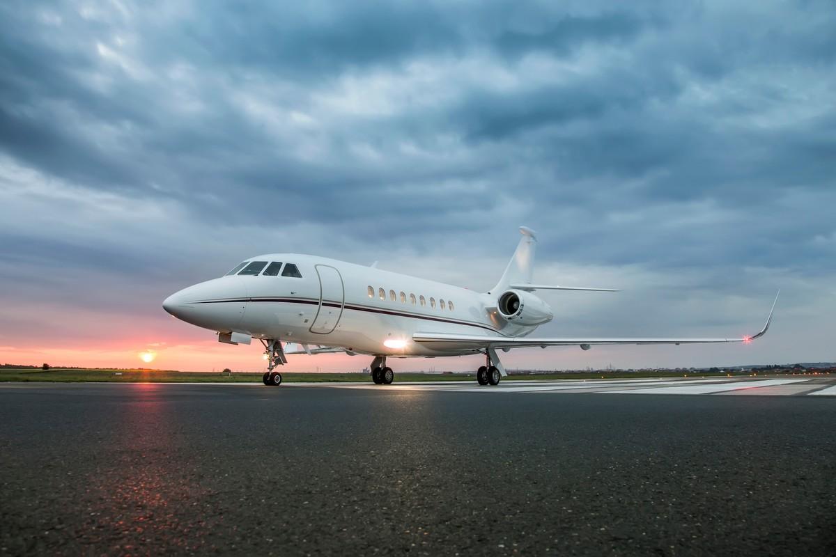 Private Jet Charter Washington, D.C. to Dallas