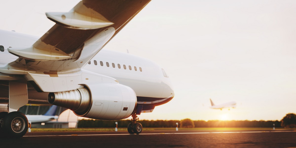 Private Jet Options for Charters to Washington, D.C.