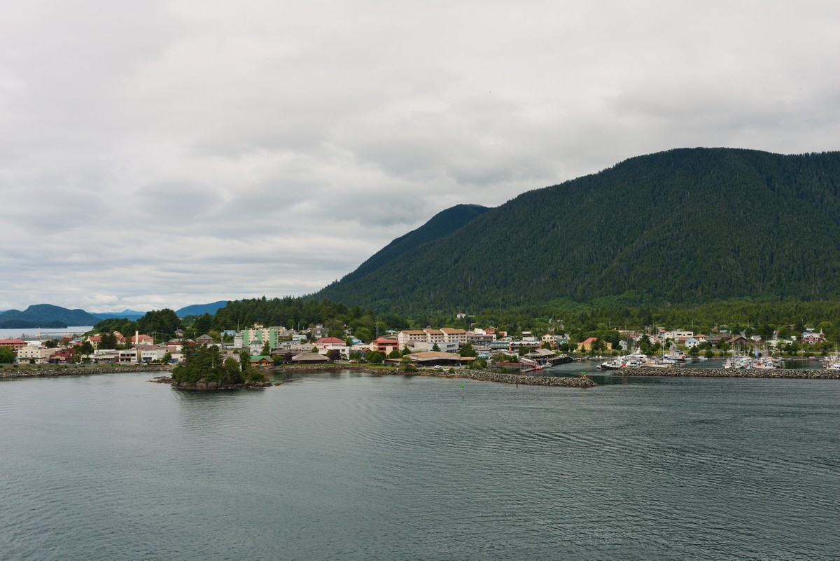 Sitka, Alaska is a Getaway Destination for Private Jet Travelers