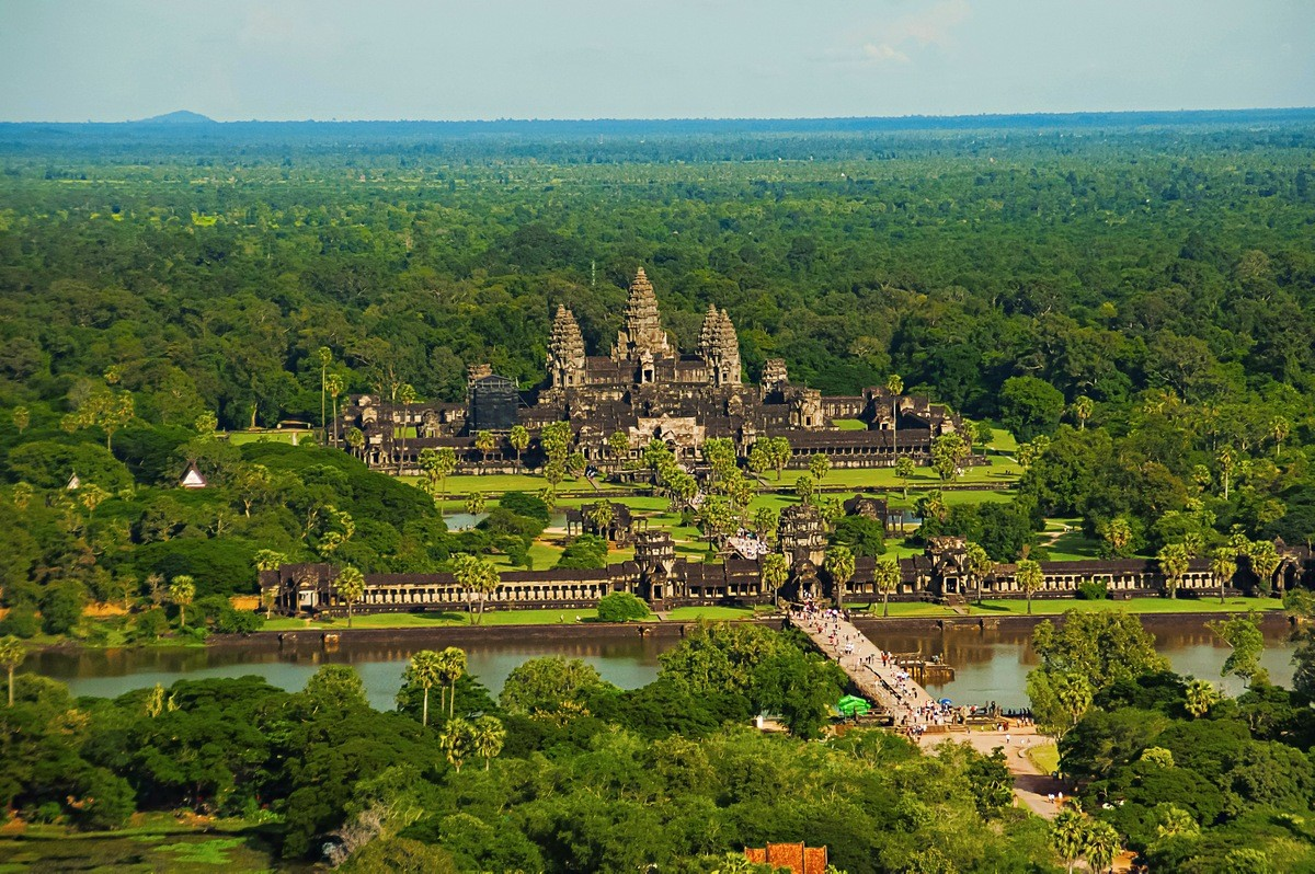Cambodia Private Jet and Air Charter Flights