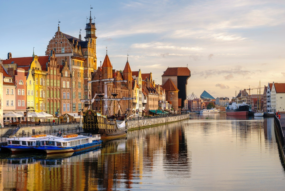 Gdansk Private Jet and Air Charter Flights