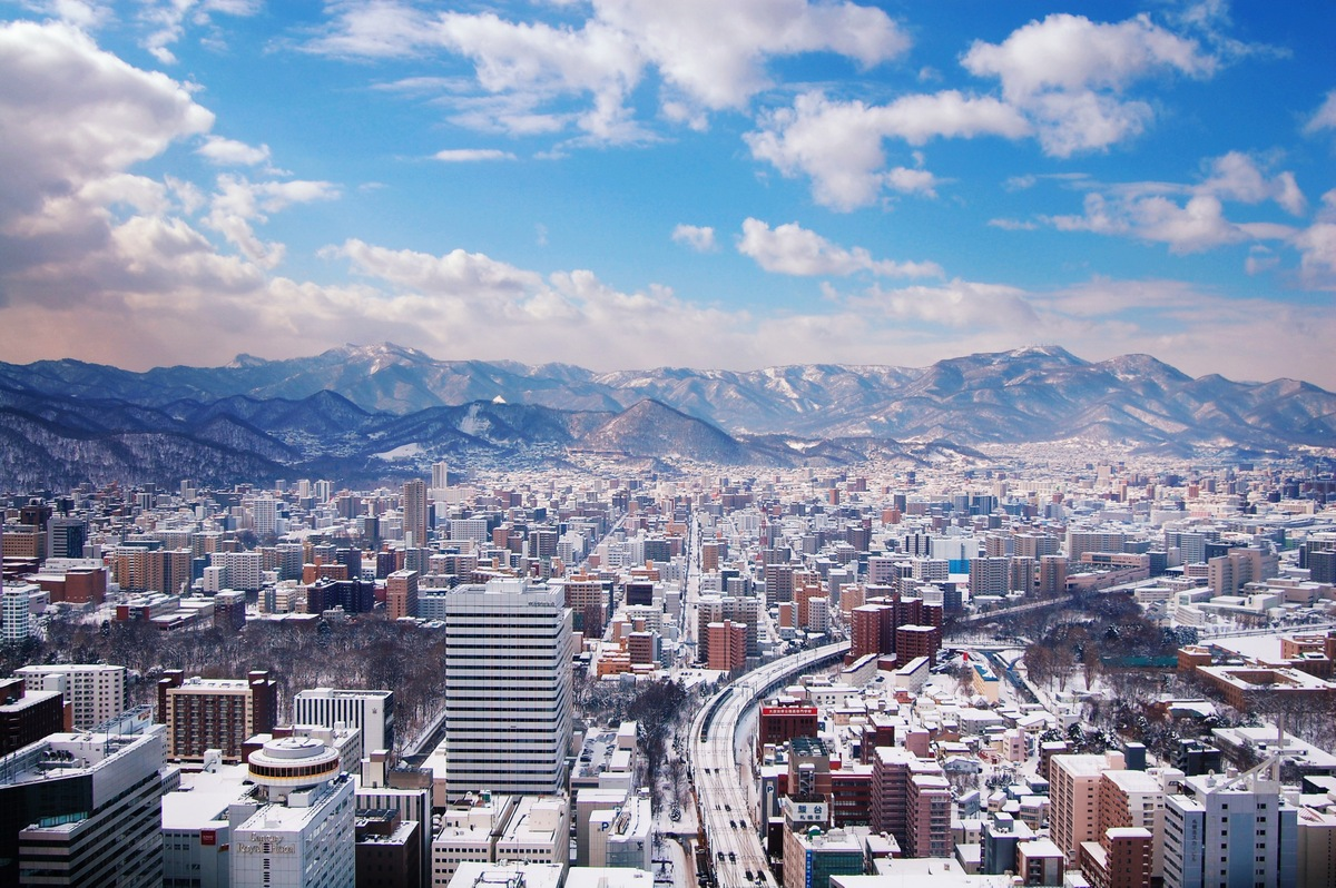 Hokkaido Private Jet and Air Charter Flights