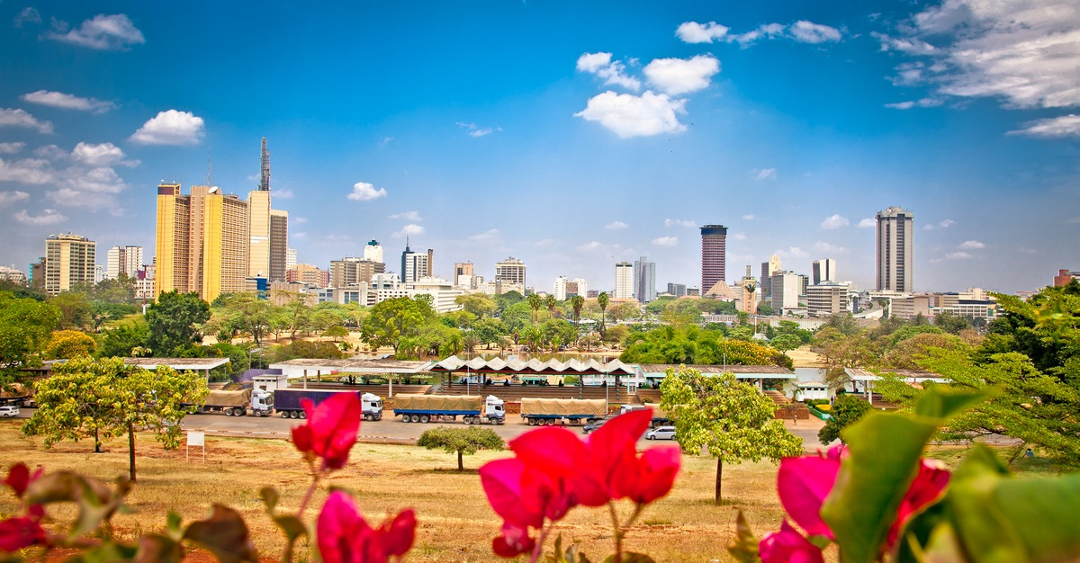 Kenya Private Jet and Air Charter Flights