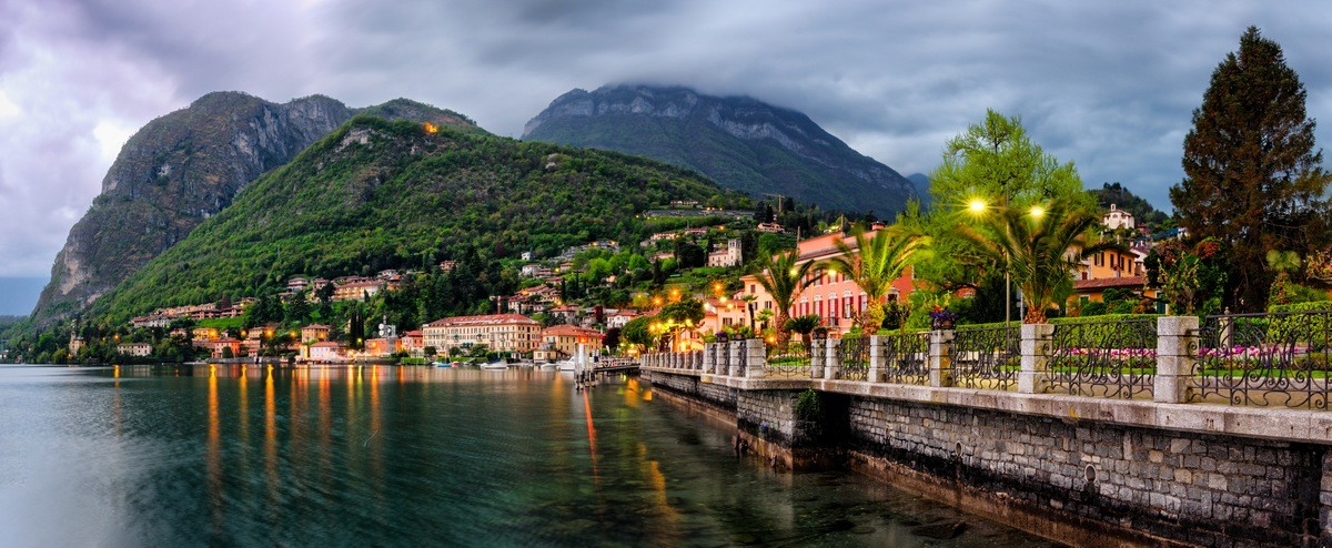 Lake Como Private Jet and Air Charter Flights
