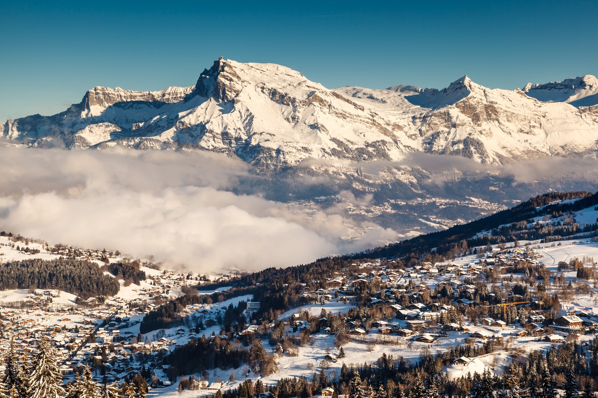 Megeve Private Jet and Air Charter Flights