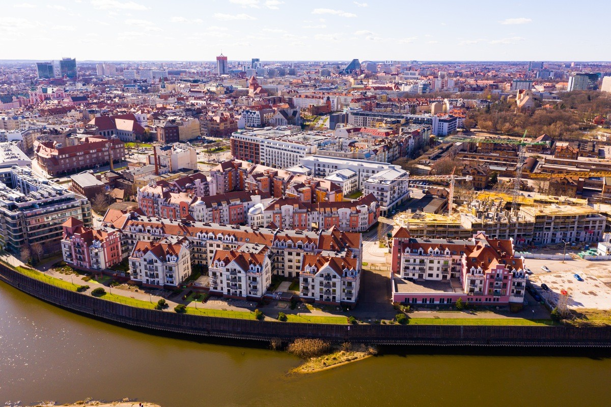 Poznan Private Jet and Air Charter Flights