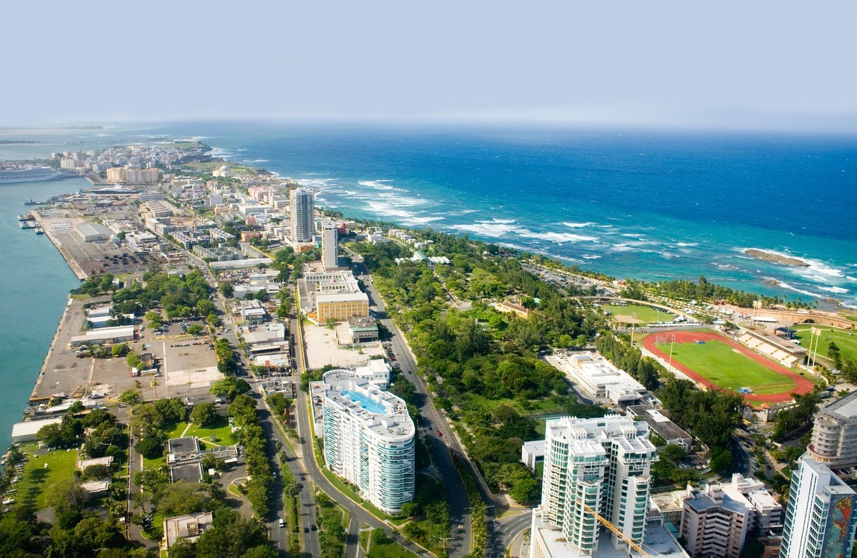 Puerto Rico Private Jet and Air Charter Flights