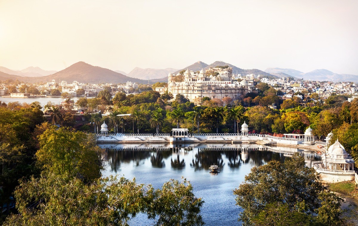 Udaipur Private Jet and Air Charter Flights