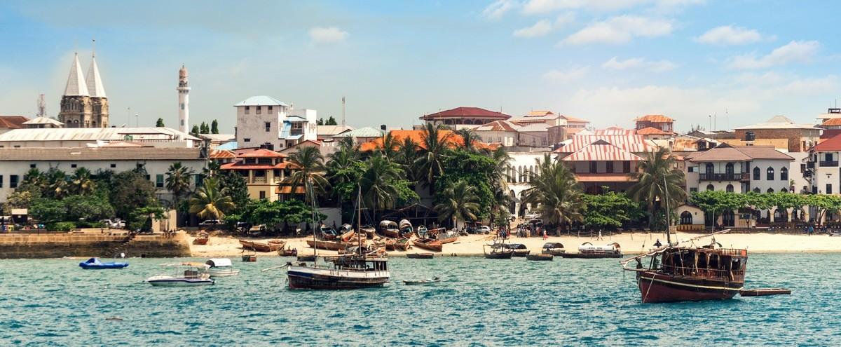 Zanzibar Private Jet and Air Charter Flights