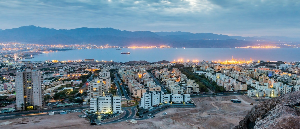 Eilat Private Jet and Air Charter Flights