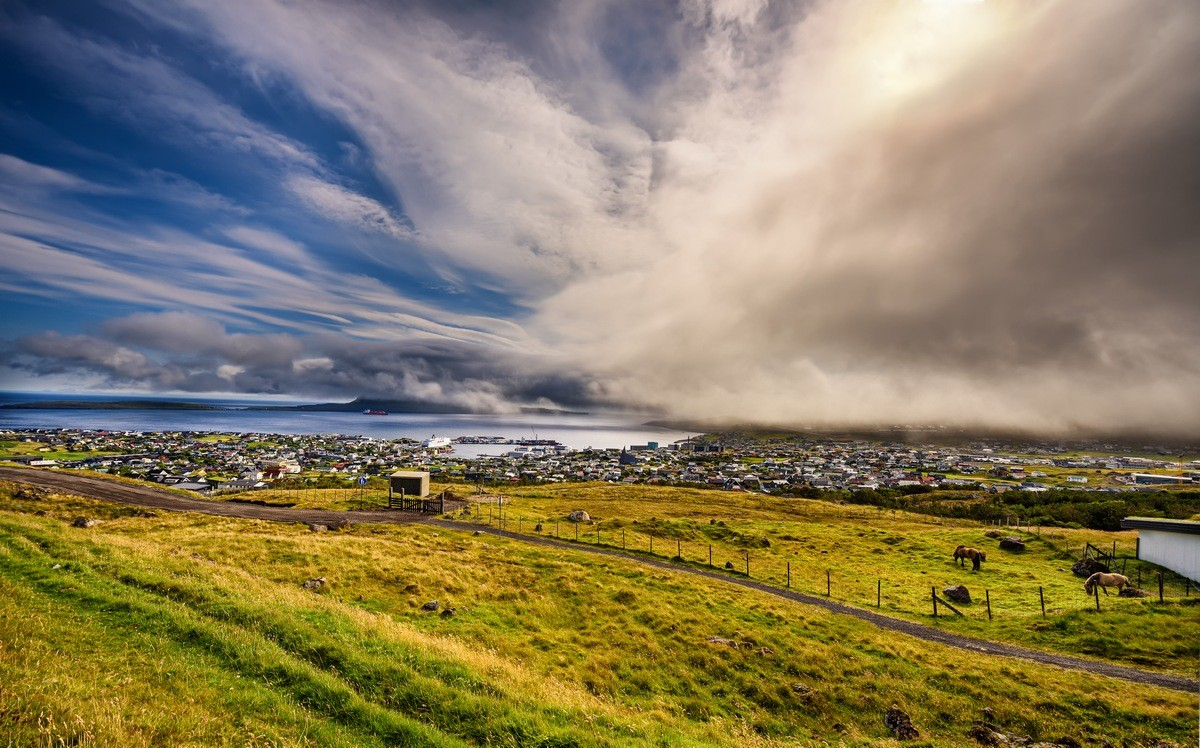 Faroe Islands Private Jet and Air Charter Flights