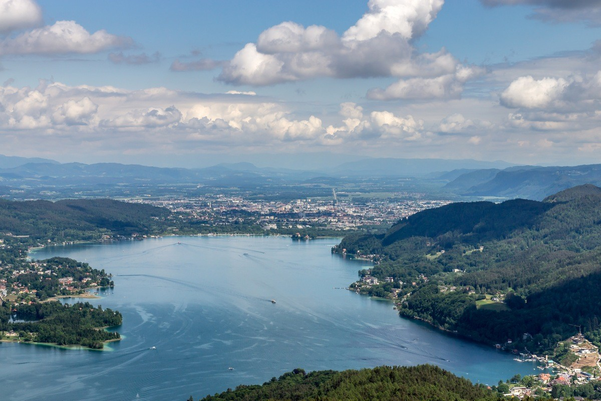 Klagenfurt Private Jet and Air Charter Flights