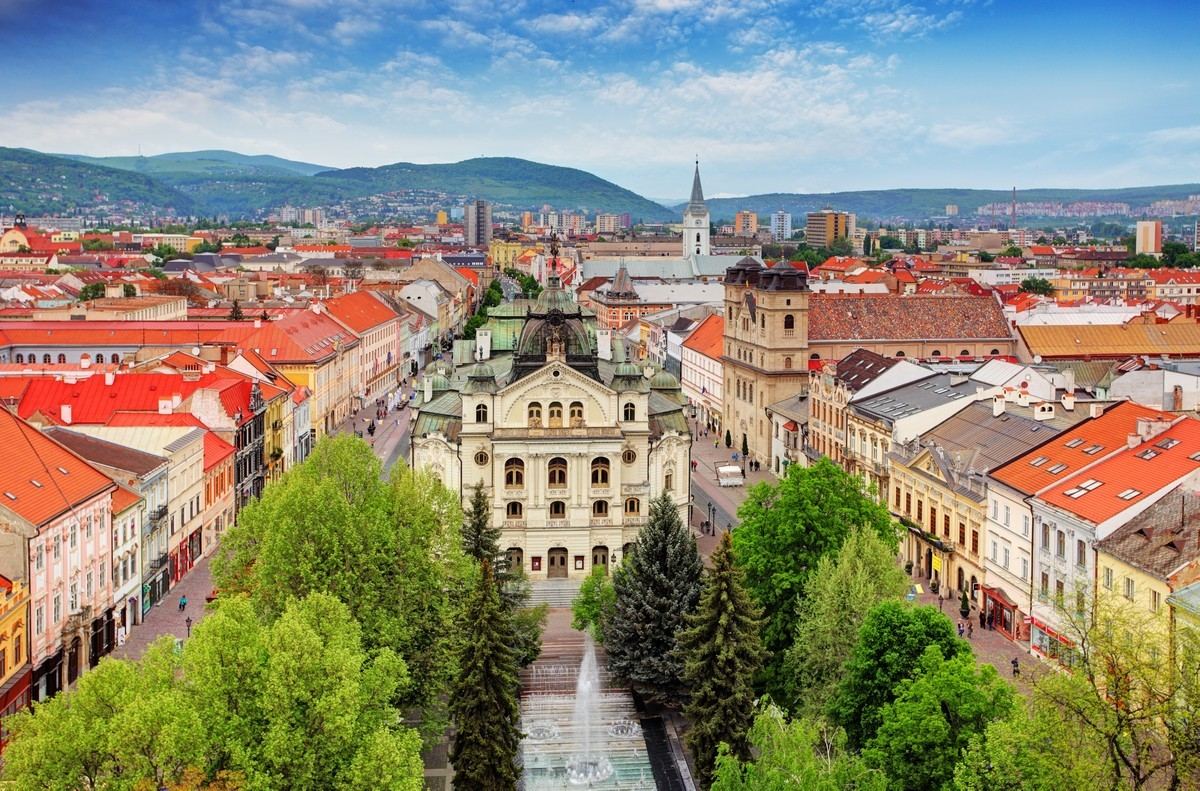 Kosice Private Jet and Air Charter Flights