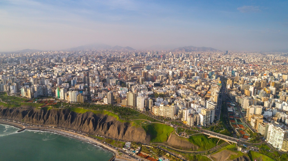 Lima Private Jet and Air Charter Flights