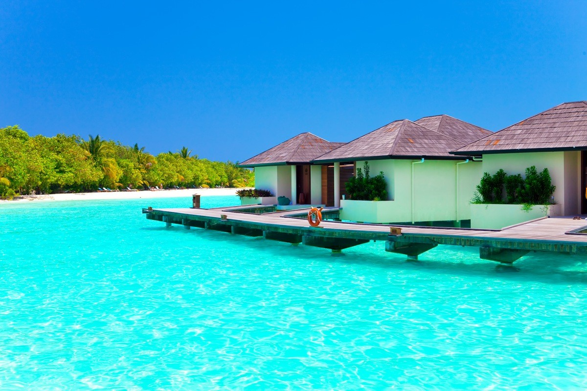 Maldives Private Jet and Air Charter Flights