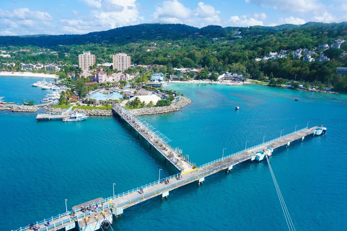 Ocho Rios Private Jet and Air Charter Flights