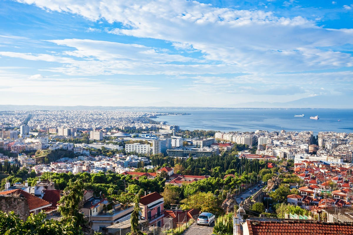 Thessaloniki Private Jet and Air Charter Flights