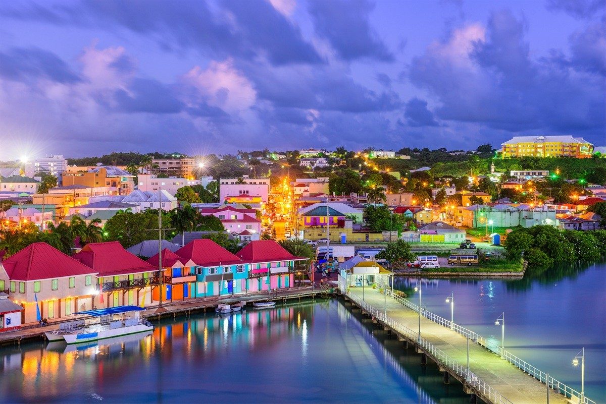 Antigua and Barbuda Private Jet and Air Charter Flights
