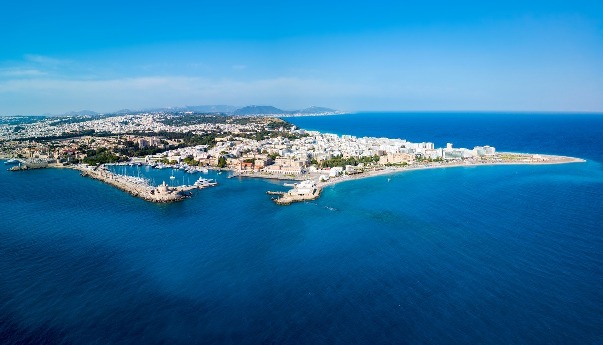 Rhodes Private Jet and Air Charter Flights