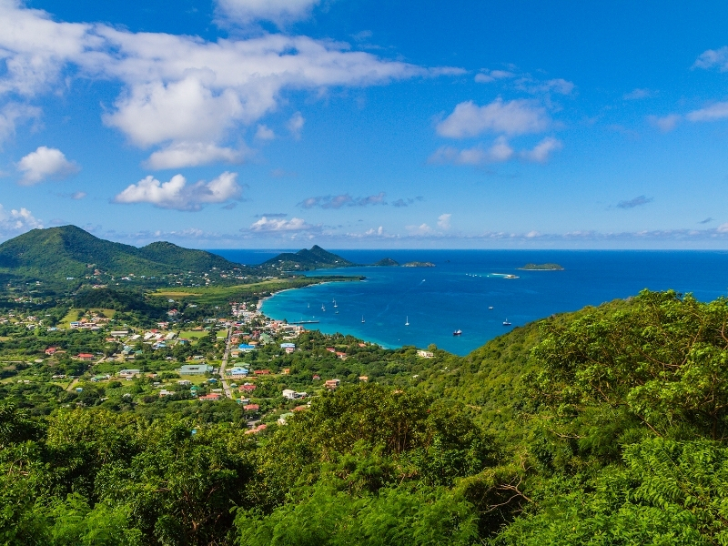 Carriacou Private Jet and Air Charter Flights