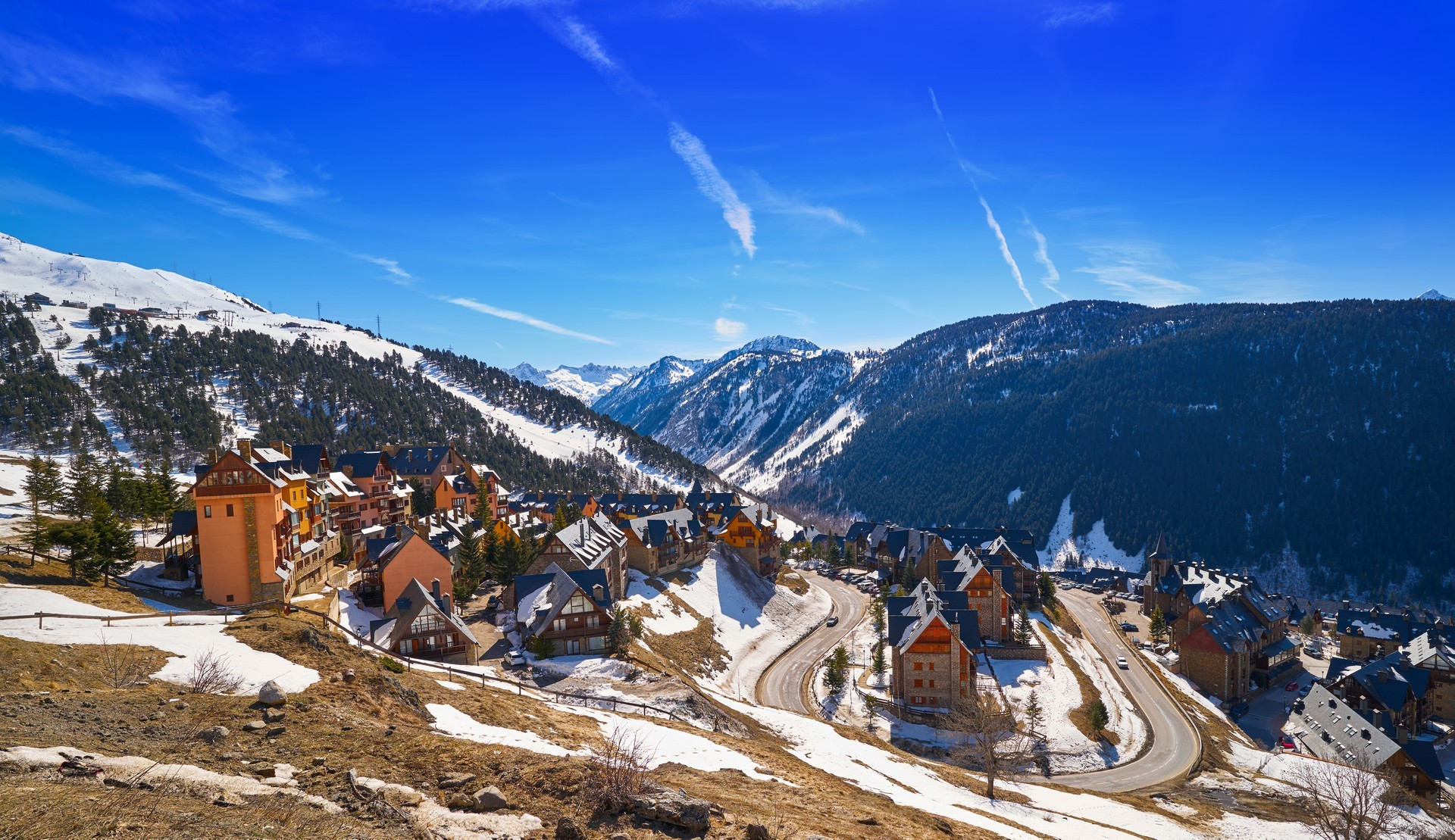 Baqueira-Beret Private Jet and Air Charter Flights