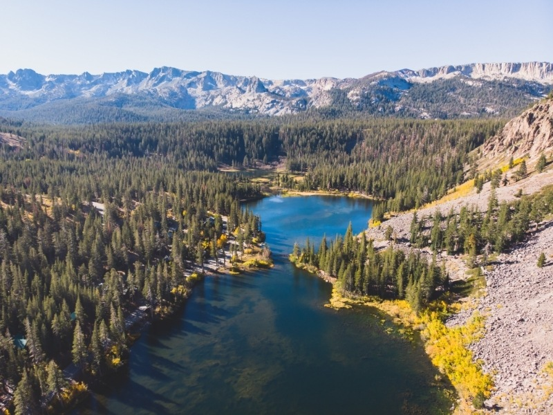 Mammoth Lakes Private Jet and Air Charter Flights