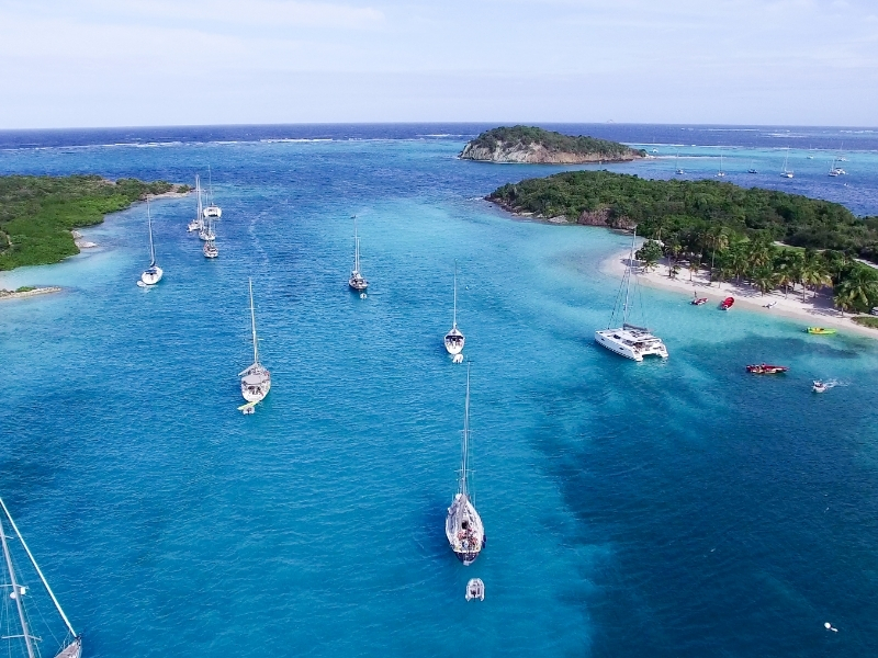 Mayreau Private Jet and Air Charter Flights