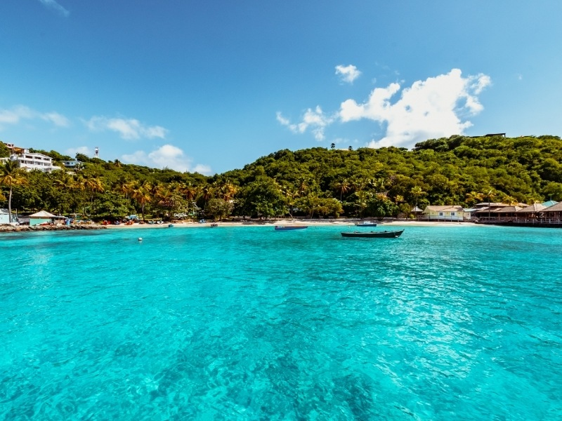 Mustique Private Jet and Air Charter Flights
