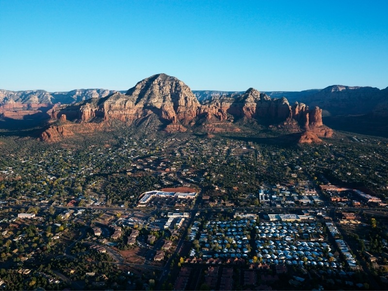 Sedona Private Jet and Air Charter Flights