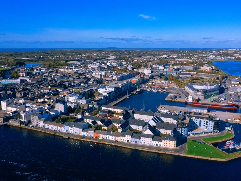 Galway Private Jet and Air Charter Flights