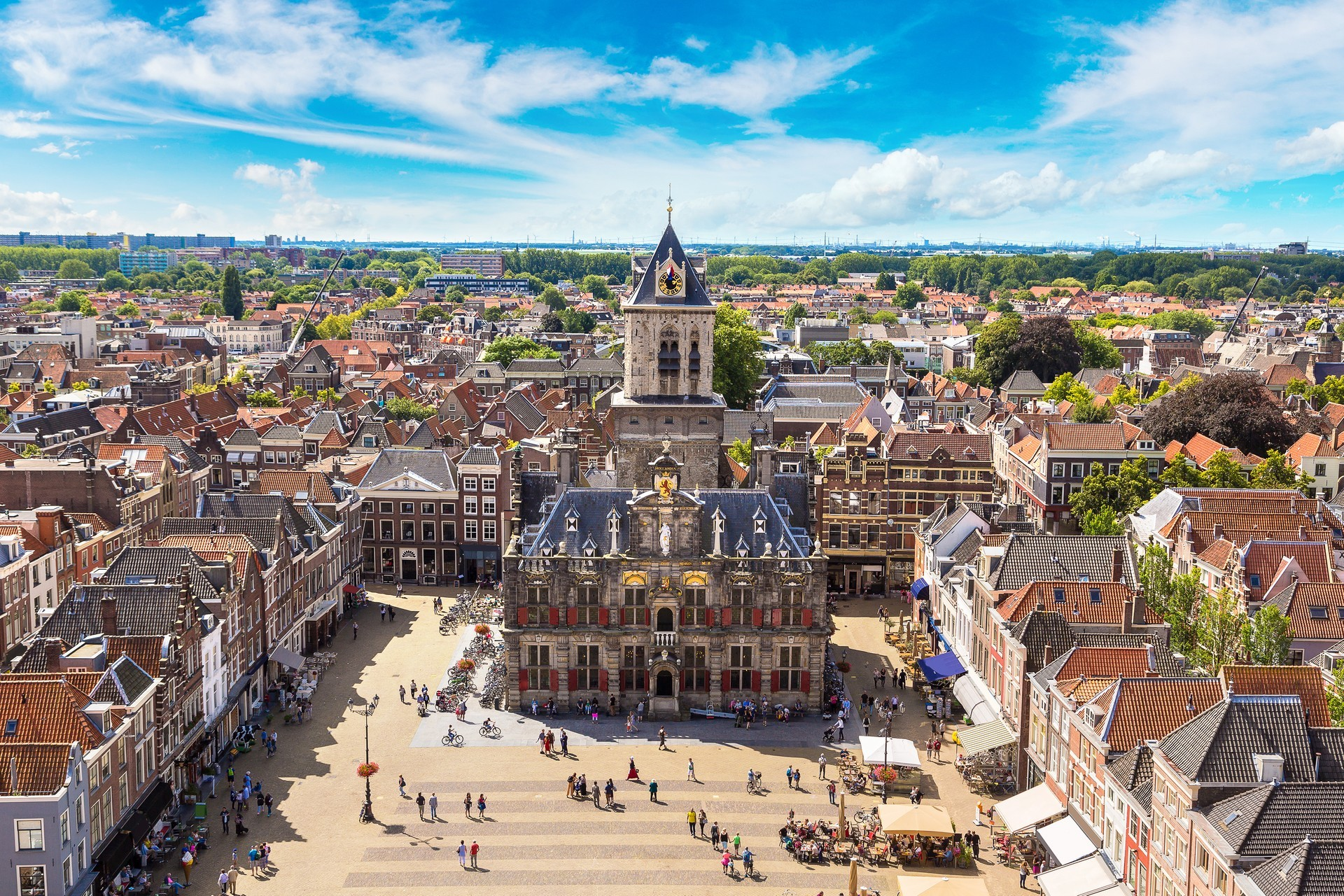 Delft Private Jet and Air Charter Flights