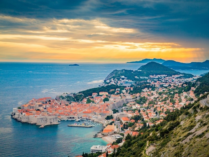 Dubrovnik Private Jet and Air Charter Flights