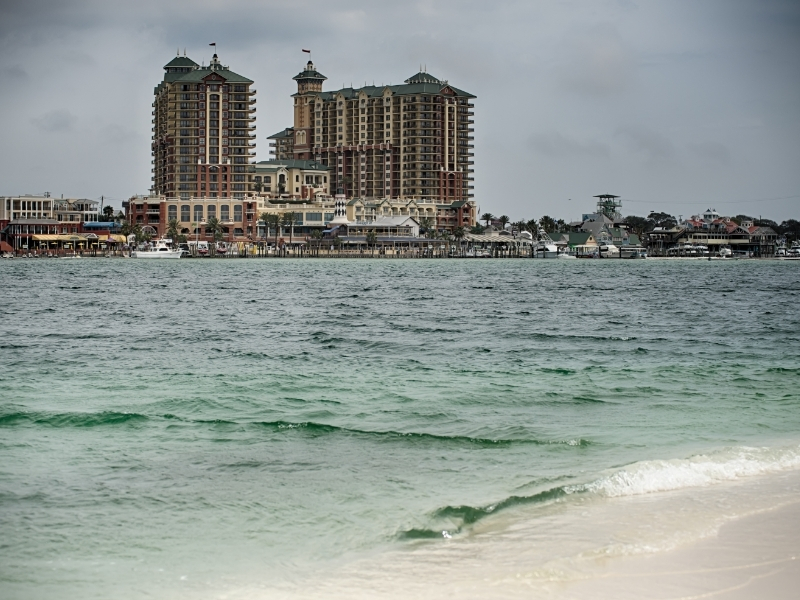 Destin Private Jet and Air Charter Flights