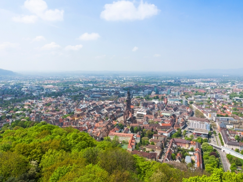 Freiburg Private Jet and Air Charter Flights